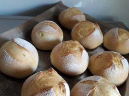 bánh mì lạt
