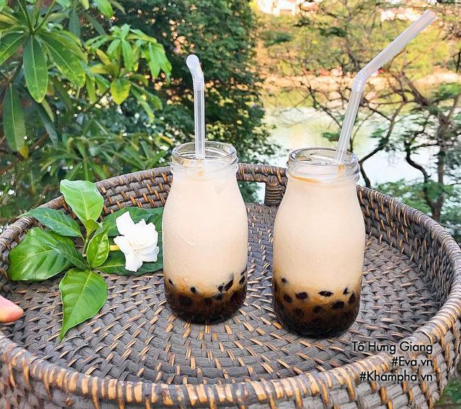 Cách làm sữa tươi trân châu đường đen ngon khó cưỡng