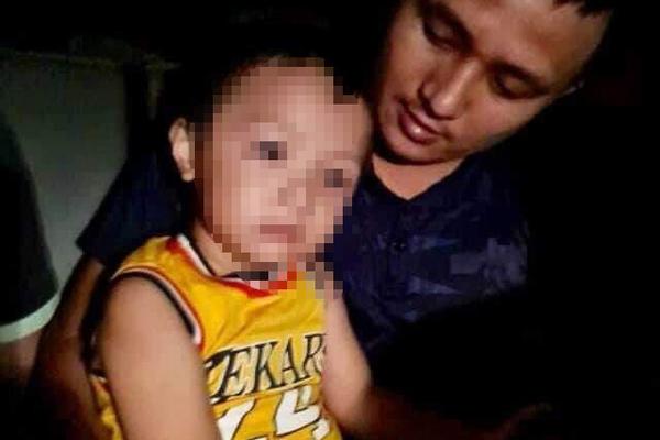Bé trai hai tuổi mất tích ở Bắc Ninh được tìm thấy ở Tuyên Quang