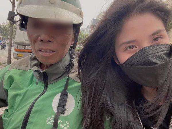 Chân dung cô gái Sài Gòn mua xe máy và điện thoại mới cho chú xe ôm - Ảnh 1