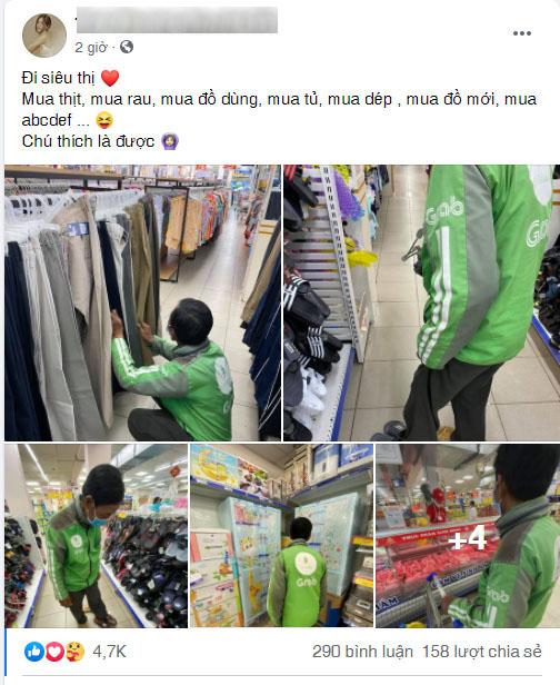 Chân dung cô gái Sài Gòn mua xe máy và điện thoại mới cho chú xe ôm - Ảnh 12