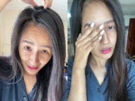 Hoa hậu Mai Phương Thúy: Mặt mộc của tôi cũng không đẹp đẽ gì - Ảnh 1