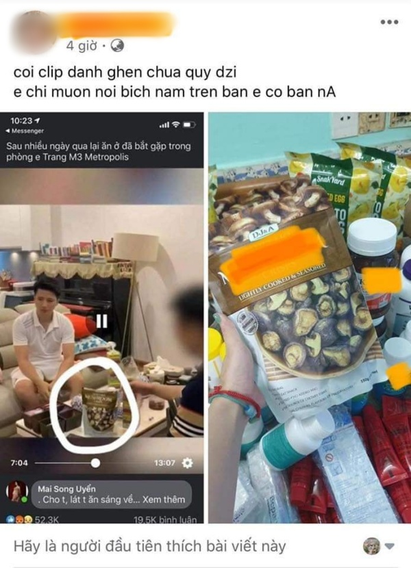 Tranh thủ như chị em online: Ké fame vụ cô giáo Âu Hà My, quảng báo bán hàng ngập tràn FB - Ảnh 7