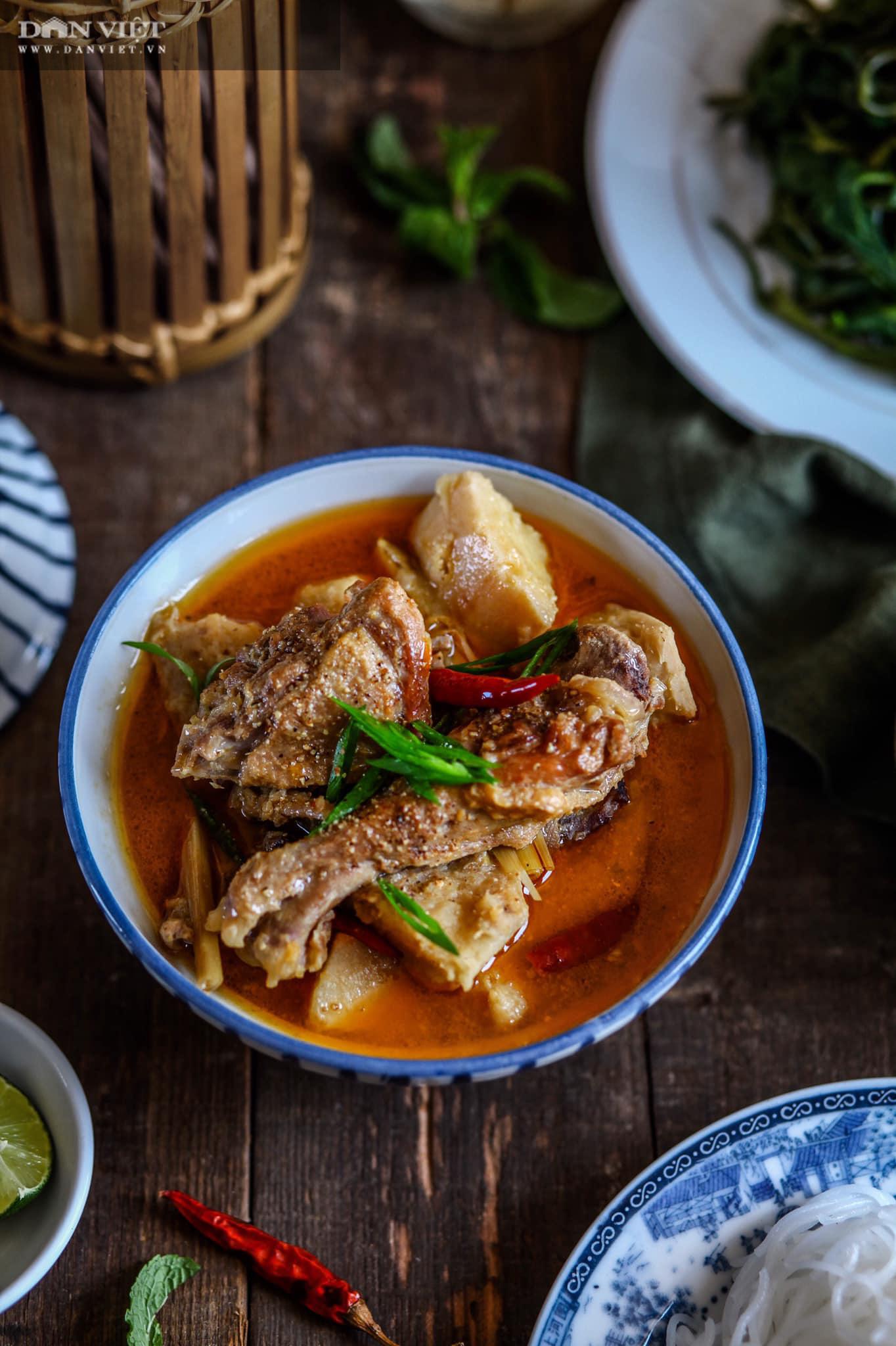 Những món ăn ngon được chế biến từ thịt vịt - Ảnh 2.