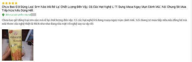 """4 sữa rửa mặt Việt Nam đúng chuẩn ngon bổ rẻ, xem xong loạt review từ người dùng thì ai cũng muốn """"múc"""" ngay một em - Ảnh 5"""