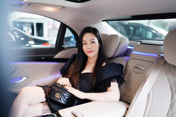 Hết TiTi đến Nhật Kim Anh sắm thêm xế hộp tiền tỷ: Tậu liên tiếp 3 xe chỉ trong 8 tháng, độ giàu có không phải dạng vừa! - Ảnh 3