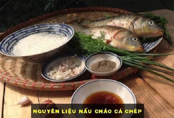 Mẹo nấu cháo cá thơm nức, ngon ngọt không còn mùi tanh - Ảnh 1.