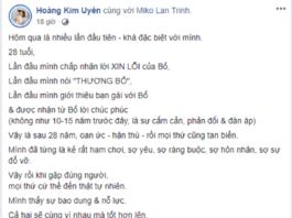 Miko Lan Trinh về ra mắt nhà bạn trai chuyển giới, được ủng hộ 2 tay - Ảnh 1