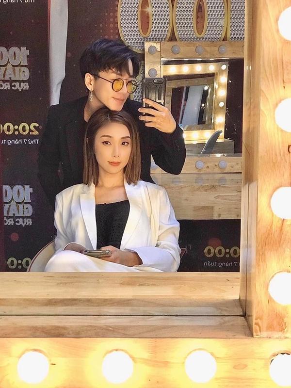 Miko Lan Trinh về ra mắt nhà bạn trai chuyển giới, được ủng hộ 2 tay - Ảnh 5