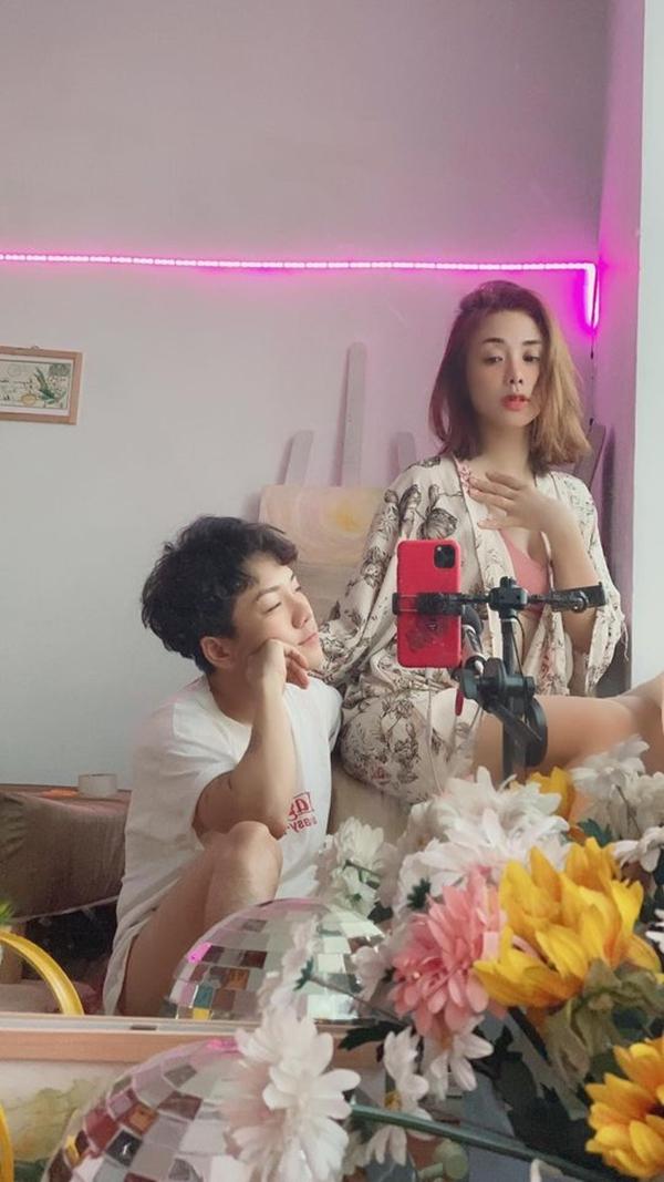 Miko Lan Trinh về ra mắt nhà bạn trai chuyển giới, được ủng hộ 2 tay - Ảnh 4