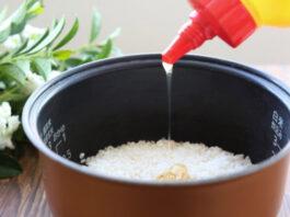 Cơm chín hãy thêm thứ này vào, bí quyết khiến cơm trong sushi lúc nào cũng ngon - 1