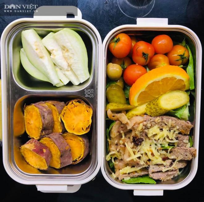 Gợi ý thực đơn cơm hộp mang đi làm tiện lợi, đủ chất, không tăng cân - 4