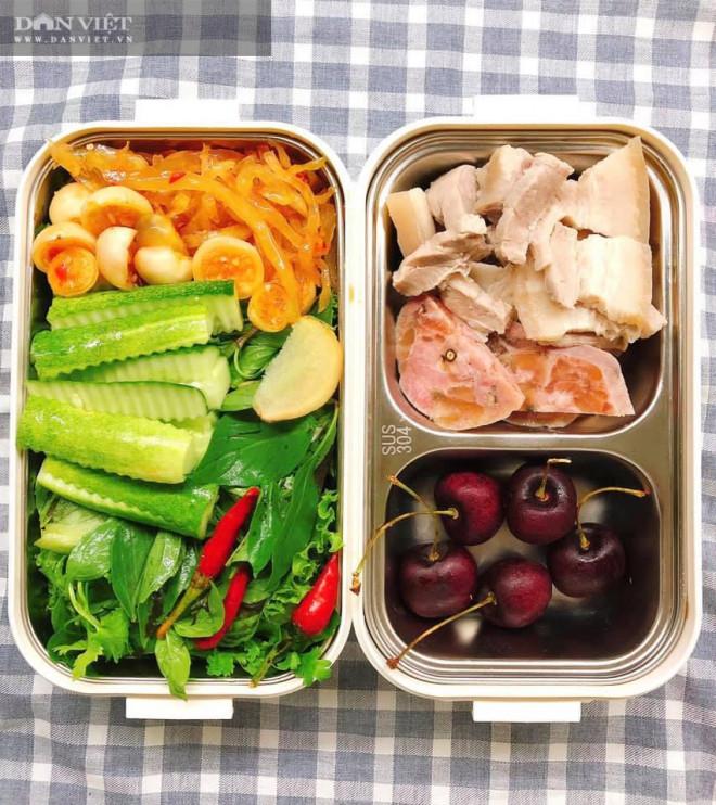 Gợi ý thực đơn cơm hộp mang đi làm tiện lợi, đủ chất, không tăng cân - 7