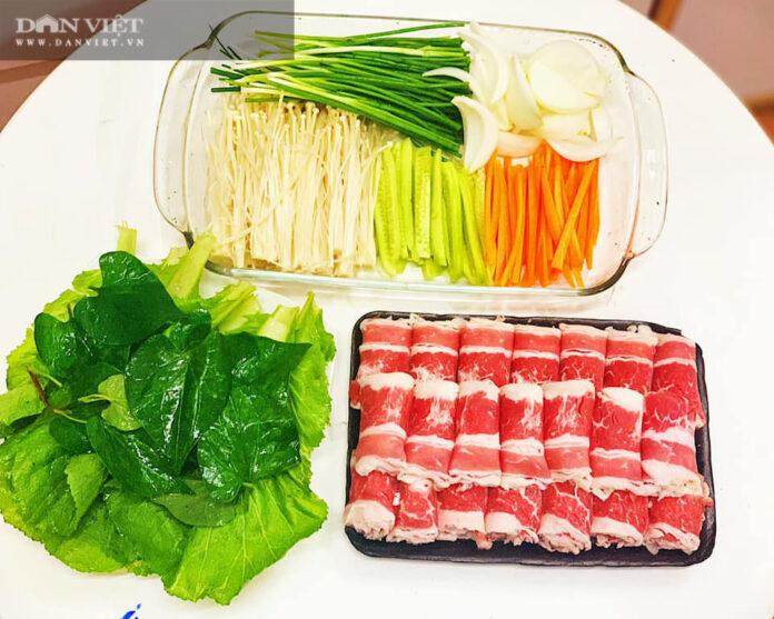 Gợi ý 3 món ngon từ thịt bò chế biến bằng nồi chiên không dầu - Ảnh 1.